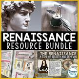 The Renaissance Activities Resource Bundle