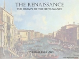 The Renaissance - Complete Set of Three PPTS