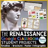 The Renaissance Google Classroom Projects