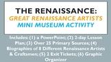 The Renaissance: Great Renaissance Artists