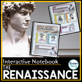 The Renaissance Interactive Notebook   Distance Learning G