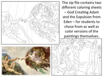 The Renaissance - Michelangelo & The Sistine Chapel
