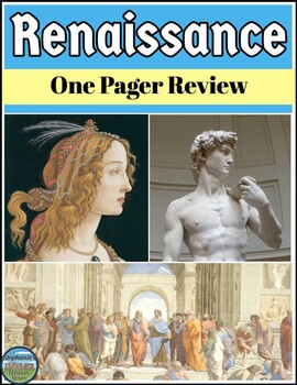 The Renaissance One Pager Review