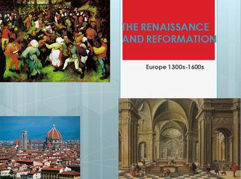 The Renaissance PowerPoint Presentation