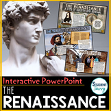 The Renaissance PowerPoint and Google Slides