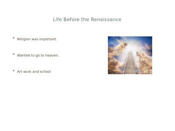 The Renaissance Powerpoint