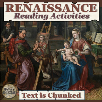 The Renaissance Reading Activities