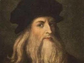 The Renaissance: Saving Da Vinci Escape Room/Breakout Activity