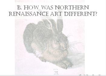 The Renaissance - The Northern Renaissance - With Student Handout