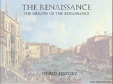 The Renaissance - The Origins of the Renaissance - With St