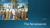 The Renaissance - Unit Powerpoint