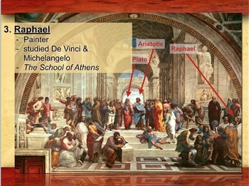 Renaissance PowerPoint & Reformation PowerPoint + Video Clips + Presenter Notes