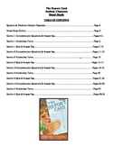 The Report Card (Clements) - Novel Study