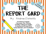 The Report Card by Andrew Clements: A Complete Novel Study!