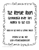 The Reptile Room Chronological Order Sort