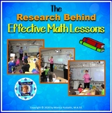 The Research Behind Effective Math Lessons