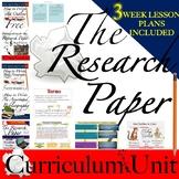 Research Paper: Curriculum Unit