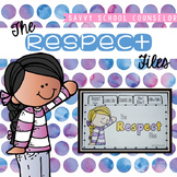 The Respect Files and Pamphlet