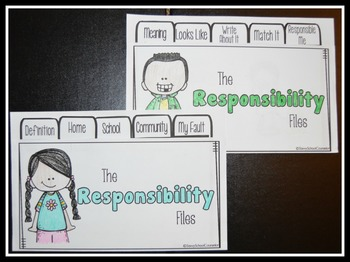 The Responsibility Files and Pamphlet