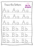 The Resurrection A-Z Tracing Pritnable Worksheets. Preschool Bible History Curri