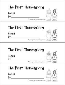 The Retelling of the First Thanksgiving
