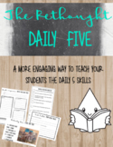 The Rethought Daily 5 Book Talk: Literacy Skills for the M