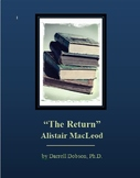 """The Return"" -- Alistair MacLeod -- Short Story"