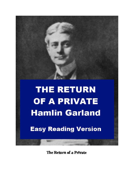The Return of a Private Mp3 and Easy Reading Text