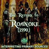 The Return to Roanoke (1590)