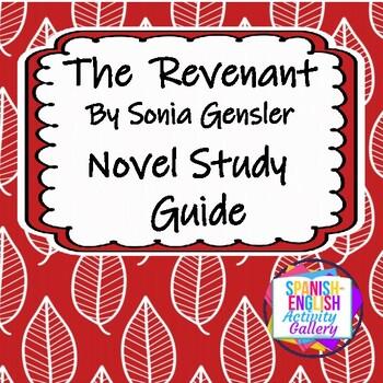 The Revenant Novel Study Guide