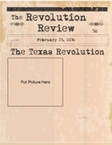 The Revolution Review - Newspaper Template