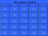 The Revolution Within Jeopardy!