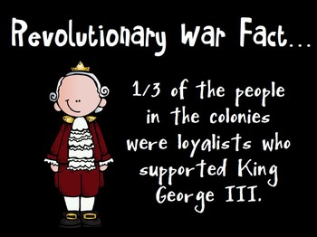 Revolutionary War Facts Maps and Statistics