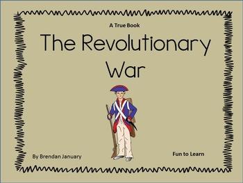 The Revolutionary War   -  True Book