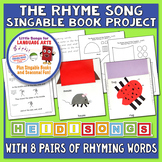 The Rhyme Song & Singable Book Project - Heidi Songs