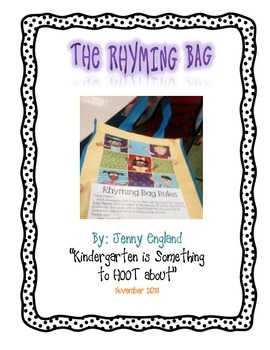 The Rhyming Bag