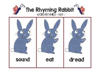 The Rhyming Rabbit - Word Rhymes