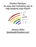 The Rhythm Rainbow- A motivating Strategy For Rhythm Reading