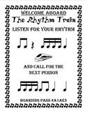 The Rhythm Train Game 4 - Tika-Tika - Kodaly