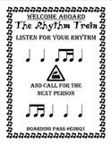 The Rhythm Train Game 5 - Ti-Tika - Kodaly