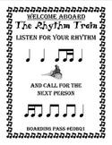 The Rhythm Train Game 7 - Ti-Tika & Tika-Ti - Kodaly