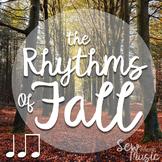 The Rhythms of Fall: Ta and Ti-ti
