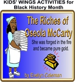 The Riches of Oseola McCarty by Evelyn Coleman, Best of Black History!