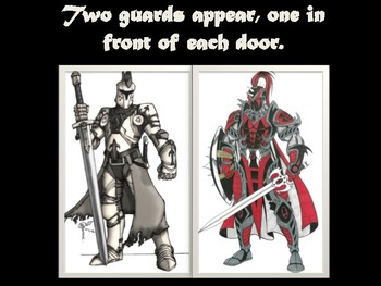 The Riddle of the Two Guards Analysis Lesson