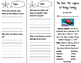 The Ride: The Legend of Betsy Dowdy Trifold - ReadyGen 3rd Grade Unit 4 Module A