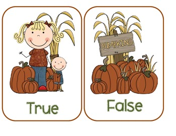 The Right Pick - True and False Facts