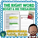 The Right Word by Jen Bryant Lesson Plan & Activities