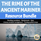 """""""The Rime of the Ancient Mariner"""" Bundle"""