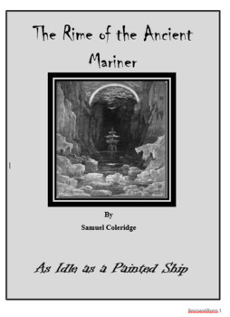 The Rime of the Ancient Mariner Complete Unit