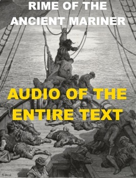 The Rime of the Ancient Mariner - Mp3 of the Entire Text